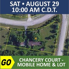 CHANCERY COURT AUCTION - Real Estate