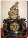 Victorian Mantle Clock/ Morris Chair/ Arts-and-Crafts Furniture and More!