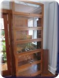 Antique Barrister Bookcases/ Fine Furniture/ Antiques & Collectibles/ Vintage Vinyl Albums
