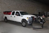 2015 FORD F-250 SUPERDUTY W/ PLOW & SPREADER PACKAGES