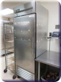 TRUE Commercial Refrigerators/ Booths & Seating/ Tabletops with Round Glass and More!