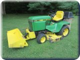 JOHN DEERE Tractor/ CRAFTSMAN Wood Chipper/ Antique and Contemporary Furniture/ Tools/ LIONEL Trains and More!!