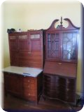 TRUST AUCTION: Gorgeous Antique Furniture/ Dolls/ Fine Art/ Memorabila/ Tools/ Model Cars/ Baseball Cards and More!