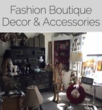 CLOSING MONDAY Fashion Boutique & Home Decor Online Auction
