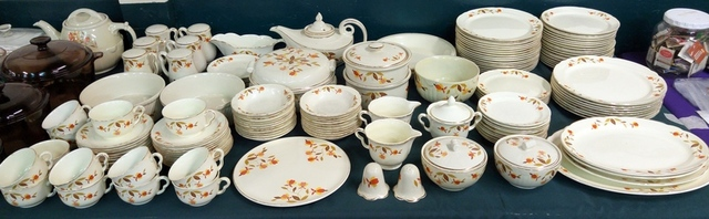 Hall Jewel Tea Set ... & Jewel Tea Coca-Cola Tools Furniture u0026 Much More! - AAA Auction ...