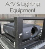 Audio Video and Lighting Equipment Online Auction Md