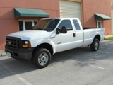(2) 2006 Ford F-250 XL Super Duty V8 Diesel Pick-Up Trucks