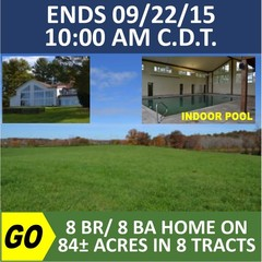 ONLINE ONLY ABSOLUTE AUCTION - Real Estate