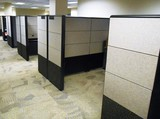 EXECUTIVE OFFICE FURNITURE, CUBICLES & MORE - ONLINE ONLY!