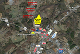 20-24 Acre Premium Development Parcel – In the Core of Powdersville, SC