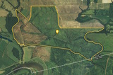 2789 +/- acres of Hunting Land for Sale in Rapides Parish, LA