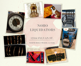 NoHo General Merchandise ON-LINE AUCTION