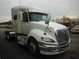 2008 IHC ProStar Eagle T/A Sleeper Cab Road Tractor