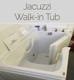 Jacuzzi Walk-In Tub Online Auction