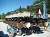 1995 Kinze 2500 no till planter: