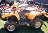 2004 Arctic CAt 650 Tony Stewart spec. edition: