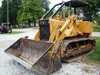Case 1150 track loader, runs great: