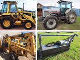 October Farm and Heavy Equipment