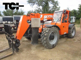 2/13 TCI Contractor Equipment - Telehandlers and Trucks