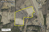 Approx. 12 Acres Off NC 87