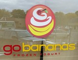 GO BANANAS FROZEN YOGURT SHOP EQUIPMENT