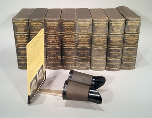 Antique Medical Stereoscope Cards