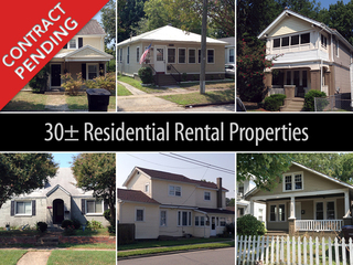 30± Rental Properties - Tidewater Area