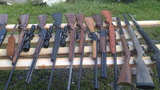 ESTATE AUCTION - FIREARMS, KNIVES, BOWS, ANTIQUES, CAMPER, VEHICLE AND MORE!!!