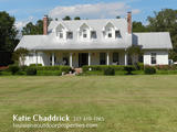 Country Dream Home For Sale in Glenmora