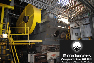 Available Now! Producer's Cooperative Oil Mill- Manufacturer of Cotton Seed Products