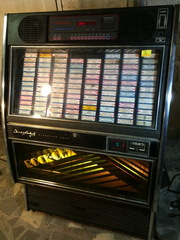 Rock Ola Juke Box