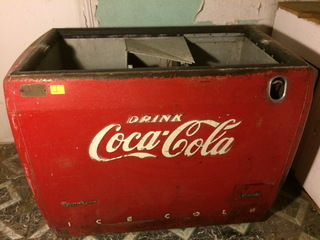 Coca Cola Drink Box