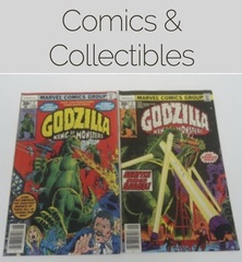 a04e9d47e6f Closed and Sold Comics and Collectibles Online Auction Md - Cal ...