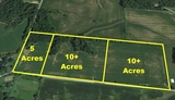 Rolling 5, 10 & 21 Acre Lots in Southern Greene County
