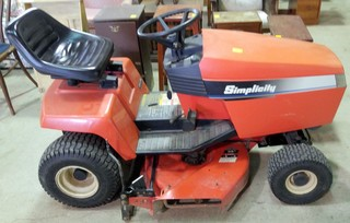 Simplicity Riding Mower