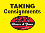 Statewide Heavy Construction Consignment