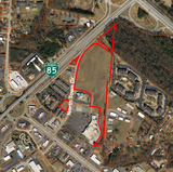 Property #2: ±18.86 Acre Prime Development Tract