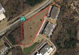 Property #6: ±10.49 Acre Prime Development Tract