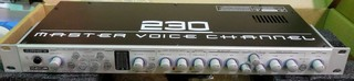 APEHX 230 Master Voice Channel Tube Mic Pre