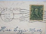 1905-1915 Canceled Stamp Post Card Auction
