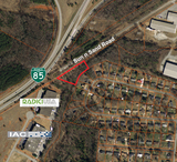 Property #9: ±1.42 Acre Development Land Tract