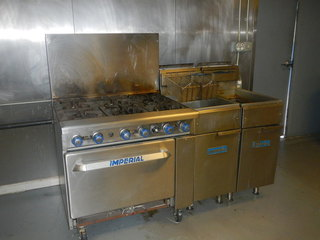Commercial Kitchen Equip