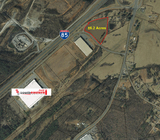 Property #32: ±6.2 Acre Prime Development Land