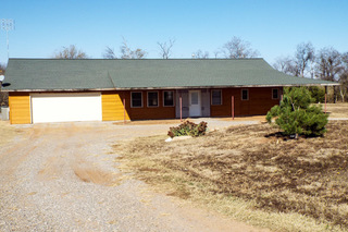 home w/acreage fairmont ok