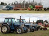 1/2 IMIG Implement - Tractors, Implements, Large Parts and Tools
