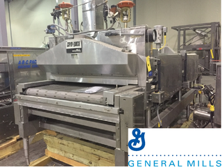 Internet Bidding Only Auction- General Mills Inc.,- Surplus Equipment to The Ongoing Operations