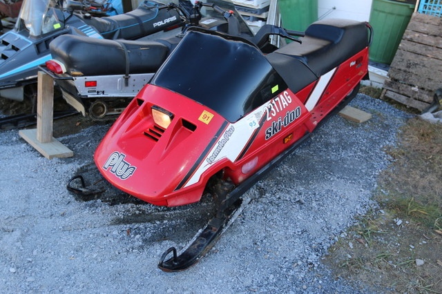 1987 ski doo stratos manual