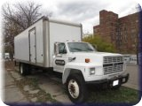 SHORT NOTICE Box Truck and Grand Entrance Door Auction!