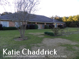 Home for Sale in Pine Prairie on 2 Beautiful Acres