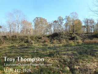 Homesite for Sale on the Red River